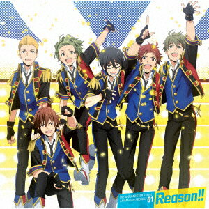 THE IDOLM@STER SideM ANIMATION PROJECT 01「Reason!!」 [ 315 STARS ]