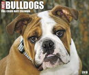 Just Bulldogs 2018 Box Calendar (Dog Breed Calendar)