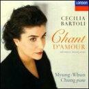 【輸入盤】Cant D'amour-french Songs: Bartoli(Ms) Chung Myung-whun(P)
