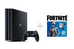 PlayStation4 Pro フォートナイト ネオヴァーサバンドル ジェット・ブラック 1TB