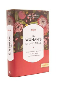TheNKJV,Woman'sStudyBible,FullyRevised,Hardcover,Full-Color:ReceivingGod'sTruthforBalan[DorothyKelleyPatterson]
