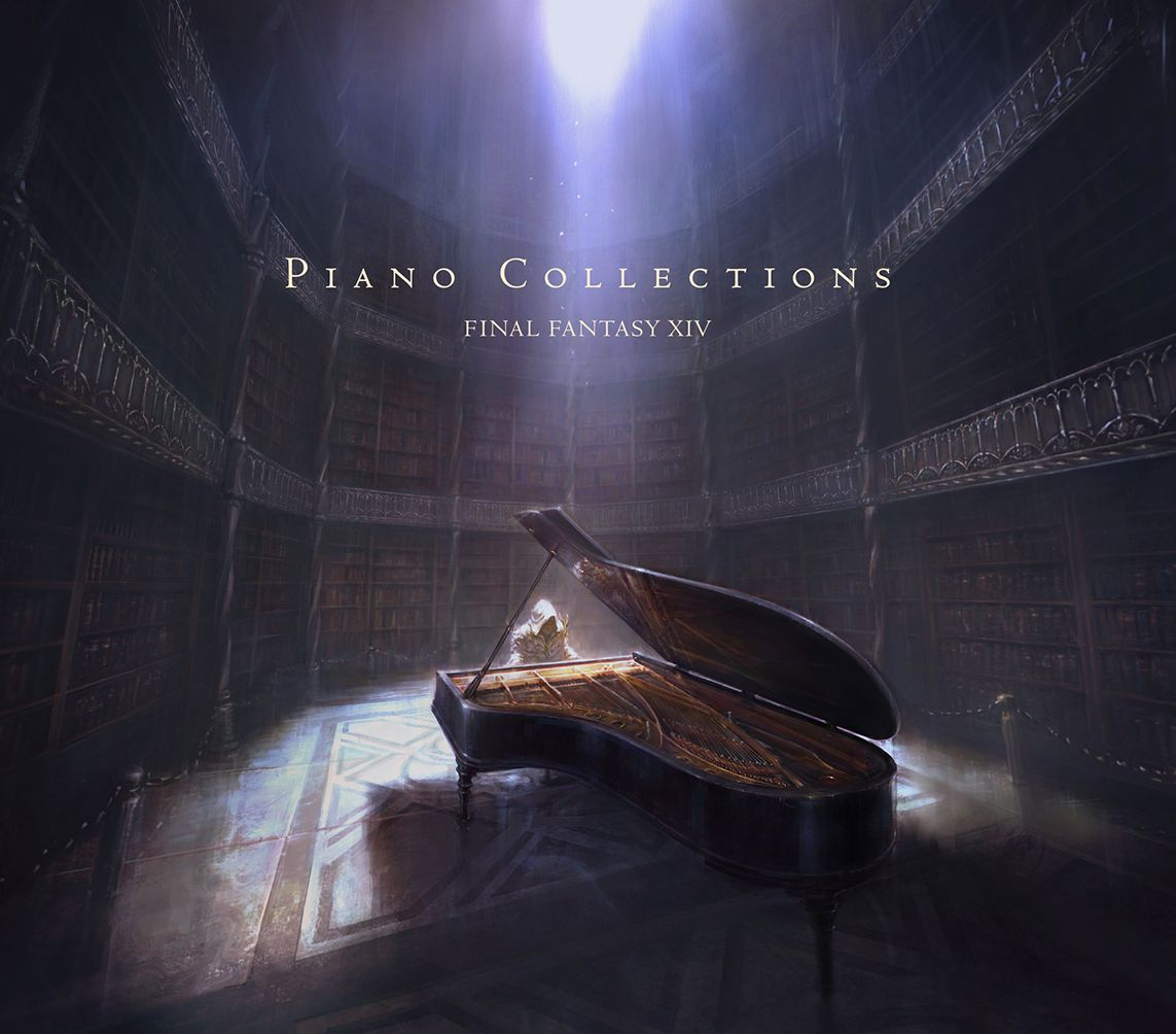 Piano Collections FINAL FANTASY XIV [ (ゲーム・ミュージック) ]
