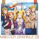 THE IDOLM@STER MILLION LIVE! M@STER SPARKLE 05 [ (ゲーム・ミュージック) ]