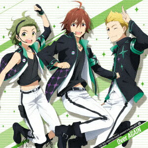 THE IDOLM@STER SideM ANIMATION PROJECT 05 Over AGAIN [ Jupiter ]