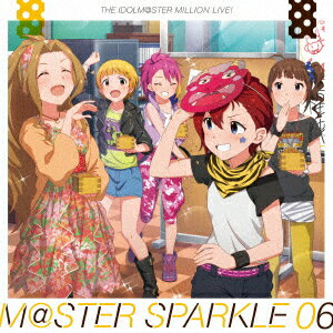THE IDOLM@STER MILLION LIVE! M@STER SPARKLE 06 [ (ゲーム・ミュージック) ]