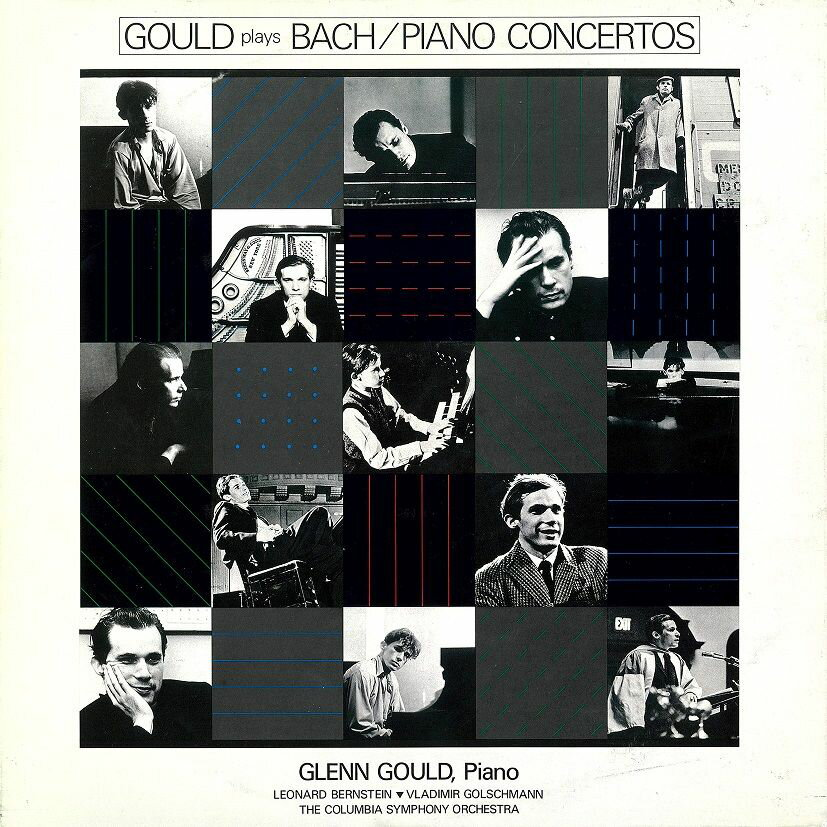 J.S.バッハ:ピアノ協奏曲第1番〜第5番・第7番 [ グレン・グールド ]