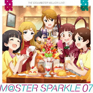 THE IDOLM@STER MILLION LIVE! M@STER SPARKLE 07 [ (ゲーム・ミュージック) ]