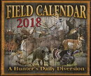 Field Calendar 2018 Box Calendar