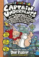 Captain Underpants and the Invasion of the Incredibly Naughty Cafeteria Ladies from Outer Space: Col