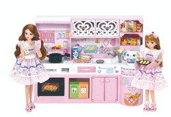 リカちゃん LF-06 おしゃべりいっぱいリカちゃんキッチン