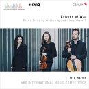 【輸入盤】ヴァインベルグ:ピアノ三重奏曲、ショスタコーヴィチ:ピアノ三重奏曲第2番 トリオ・マルヴィン