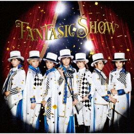 FANTASIC SHOW (初回限定盤 CD+DVD) [ ザ・フーパーズ ]