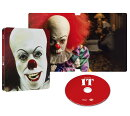 イット ブルーレイ スチールブック仕様(2,000セット限定)(数量限定生産)【Blu-ray】