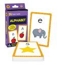 Alphabet Flash Cards FLSH CARD-BRCH ALPHABET (Brighter Child Flash Cards) [ Brighter Child ]