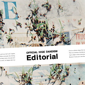 Editorial (CD Only) [ Official髭男dism ]