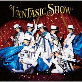 FANTASIC SHOW (初回限定MV盤 CD+DVD) [ ザ・フーパーズ ]