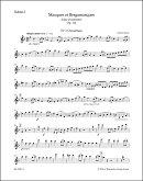 【輸入楽譜】フォーレ, Gabriel-Urbain: 組曲「マスクとベルガマスク」 Op.112/原典版/Tait編: バイオリン 1