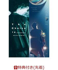 【先着特典】DAICHI MIURA LIVE COLORLESS / The Choice is _____(大判(A5サイズ)ポストカード) [ 三浦大知 ]
