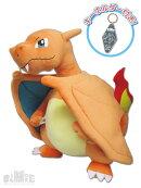 ポケットモンスター BIG MORE Pokemon BM03 リザードン ぬいぐるみ