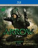 ARROW/アロー <シックス・シーズン>ブルーレイ コンプリート・ボックス(4枚組)【Blu-ray】