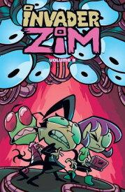 Invader Zim, Volume 8 INVADER ZIM V08 (Invader Zim) [ Sam Logan ]
