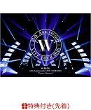 """【先着特典】w-inds. 15th Anniversary LIVE TOUR 2016 """"Forever Memories""""(ポストカードセット ソロ3枚組付き)"""
