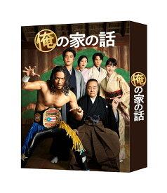 俺の家の話 Blu-ray BOX【Blu-ray】 [ 長瀬智也 ]