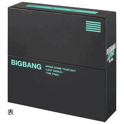 BIGBANG JAPAN DOME TOUR 2017 -LAST DANCE- : THE FINAL(DVD7枚組+CD2枚組 スマプラ対応+PHOTO BOOK)(初回生産限定…