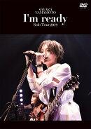 山本彩 LIVE TOUR 2019〜I'm ready〜