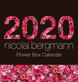 nicolai bergmann Flower Box Calendar(2020) ([カレンダー])