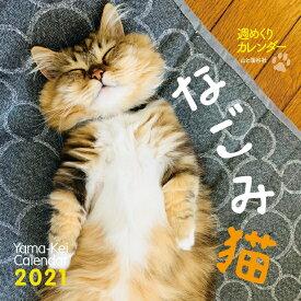 週めくりカレンダーなごみ猫(2021) ([カレンダー])