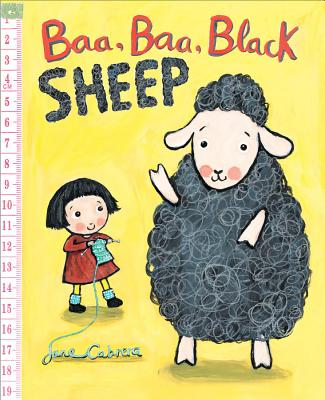 Baa, Baa, Black Sheep BAA BAA BLACK SHEEP [ Jane Cabrera ]