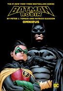 Batman & Robin by Peter J. Tomasi & Patrick Gleason Omnibus