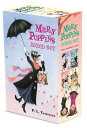 Mary Poppins Boxed Set BOXED-MARY POPPINS-4V (Mary Poppins) [ P. L. Travers ]