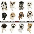 (ミニ・魚眼)THE DOG ALL-STAR 2015年 カレンダー