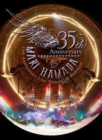 "Mari Hamada 35th Anniversary Live""Gracia""at Budokan【Blu-ray】 [ 浜田麻里 ]"