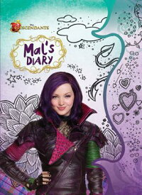 Descendants: Mal's Diary DESCENDANTS MALS DIARY [ Disney Book Group ]