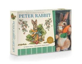 The Peter Rabbit Plush Gift Set: The Classic Edition Board Book + Plush Gift Set [With Peter Rabbit PETER RABBIT PLUSH GIFT SET-BO [ Charles Santore ]