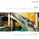 【輸入盤】Duo Lontano: Latin-piano Music 4 Four Hands From South America
