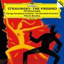 ストラヴィンスキー:バレエ≪火の鳥≫≪ペトルーシュカ≫