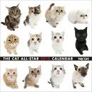 (ミニ・魚眼)THE CAT ALL-STAR 2015年 カレンダー