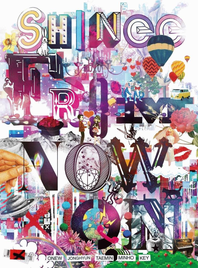 SHINee THE BEST FROM NOW ON (完全生産限定盤A 2CD+Blu-ray) [ SHINee ]