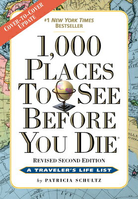 1,000 PLACES TO SEE BEFORE YOU DIE 2/E(P [ PATRICIA SCHULTZ ]