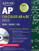 Kaplan AP Calculus AB & BC [With DVD]