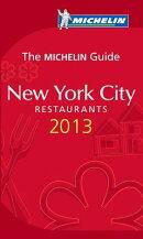MICHELIN GUIDE NEW YORK CITY 2013(P)