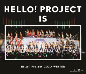 Hello! Project 2020 Winter HELLO! PROJECT IS [ ] 〜side A/side B〜【Blu-ray】 [ Hello! Project ]