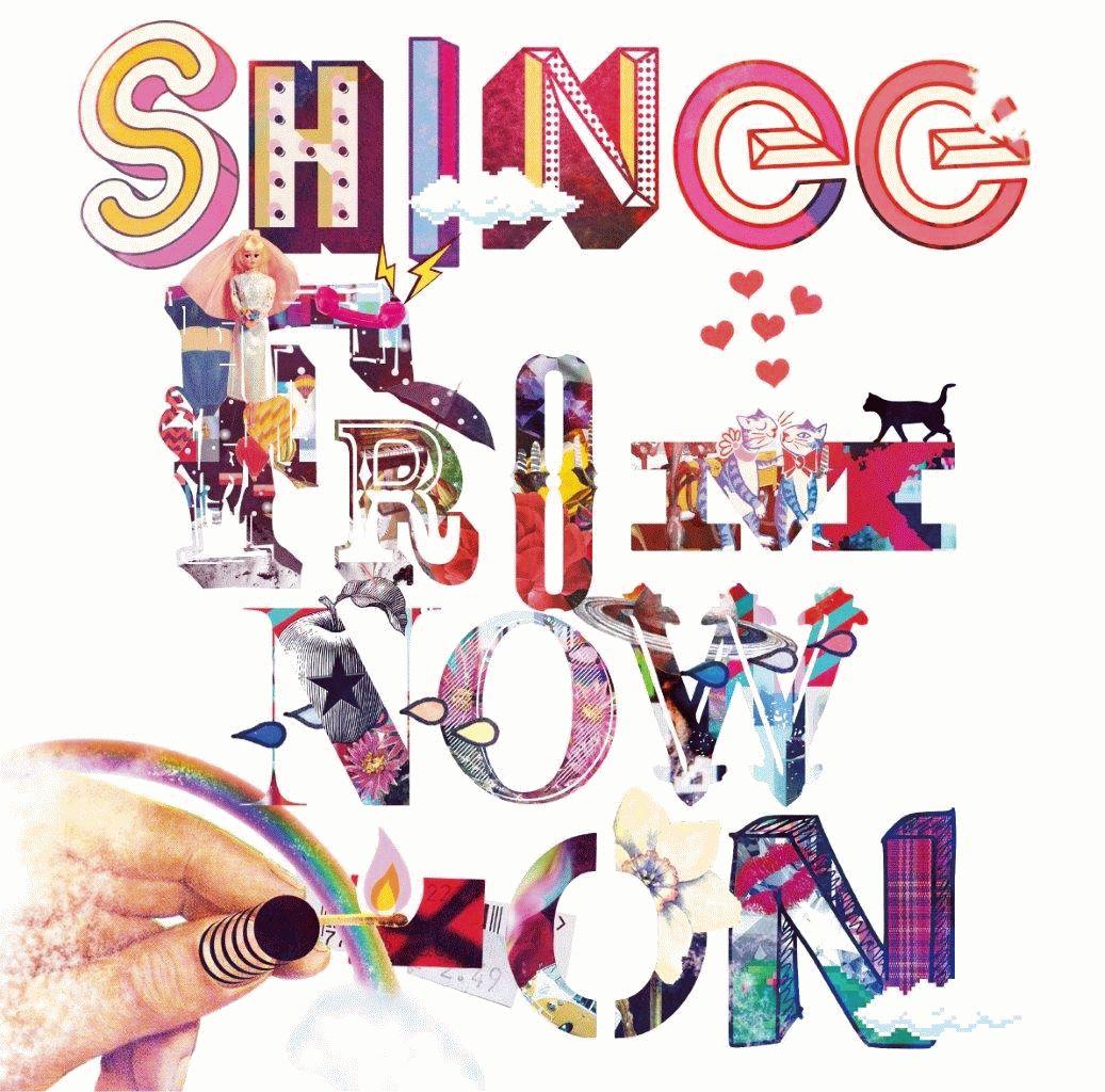 【先着特典】SHINee THE BEST FROM NOW ON (B2ポスター付き) [ SHINee ]
