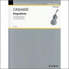 【輸入楽譜】カサド, Gaspar: 愛の言葉