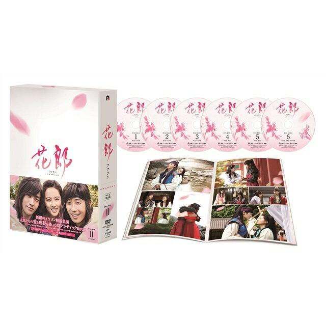 花郎 ファラン DVD-BOX2 [ パク・ソジュン ]