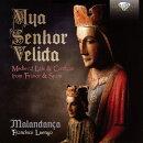【輸入盤】Mya Senhor Velida〜中世の頌歌と歌曲 フランシスコ・ルエンゴ&マランダンサ